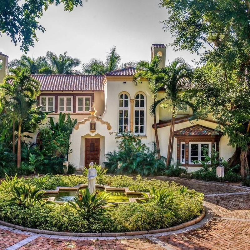 Acheter une maison ou une villa miami for Acheter une villa