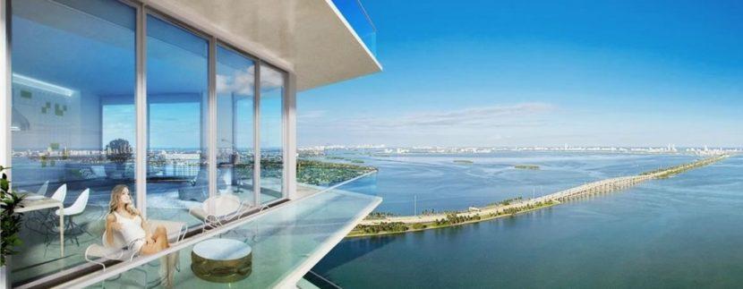 Penthouse de luxe Miami