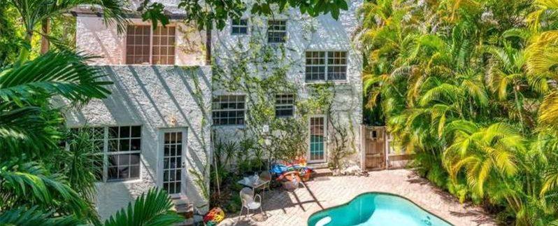 Très belle villa à Miami