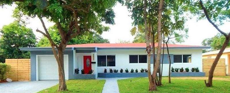 Maison de l'extérieur